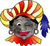 Oef, de Zwarte Pieten breken de boel niet af, in tegendeel ze geven een plezante training in het KTA