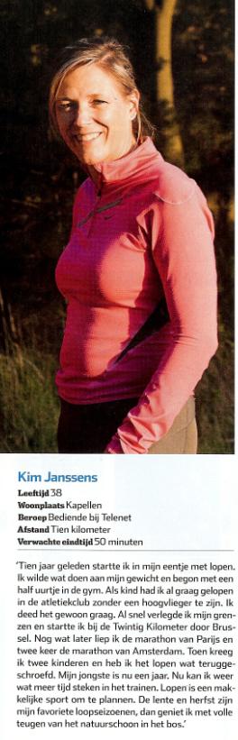 Kim - Mastenbos - Runners - Mastenbosloop