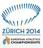 Stef Vanhaeren in finale 4 x 400 m – 17.08.2014 – Zürich (CH)