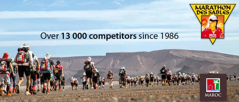 MDS - 13000 deelnemers sinds 1986