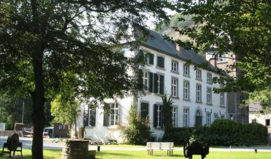 Camping Dieupart Chateau
