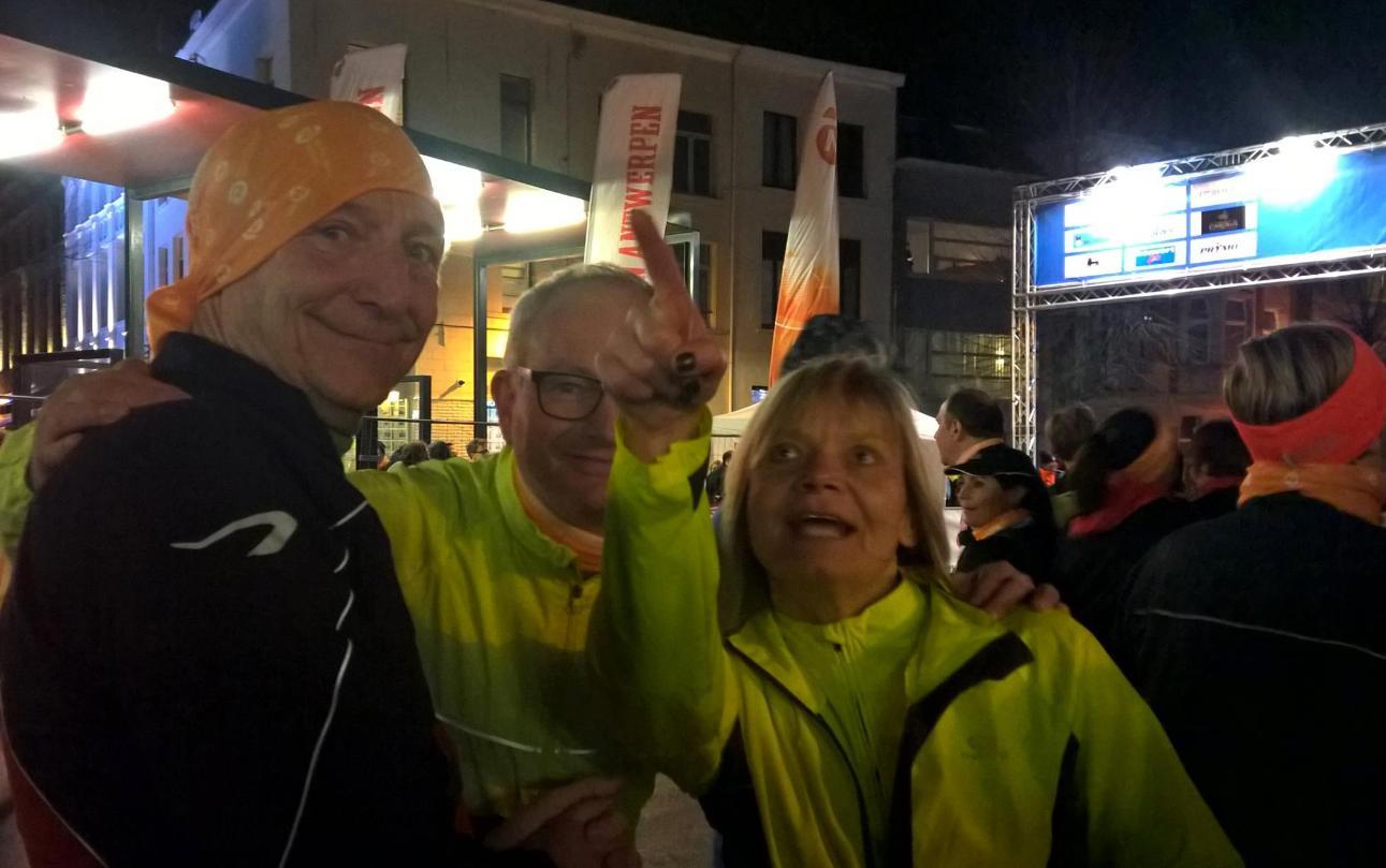 Urban Trail Mechelen - 05.12.2015 (2)