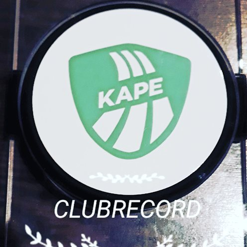Nieuwe Outdoor Clubrecords 2020